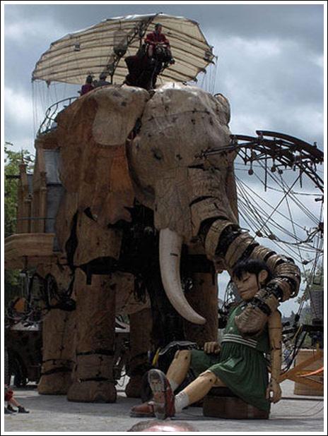 Baraskit Se Elephant Terminator